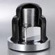 gewindelose Endkappe / zylindrisch / Kunststoff / Schutz