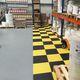 Bodenplatte für Lagerhallen / für Industrieanwendungen / für Fliesen