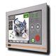 Panel-PC / mit resistivem 5-Draht-Touchscreen / mit LED-Rückbeleuchtung / LCD / TFT LCD
