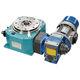 hydraulischer Rundschalttisch / horizontal / für Werkzeugmaschinen / Nocken