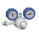 Gasdruckregler / Membran / Federdruck / einstufig