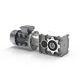 Schrägverzahntes Getriebe / Winkel / 200 - 500 Nm / 100 - 200 Nm