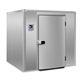 Luft-Schnellkühlzelle / für die Lebensmittelindustrie / Schnellläufer / Edelstahl