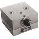 Druckkraft-Kraftsensor / anodisiertes Aluminium / Mehrkanal / Dehnungsmessstreifen