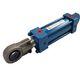 Hydraulikzylinder / doppeltwirkend / ISO / Zugstangen