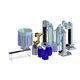 Polier-Roboterzelle / zum Laden / zum Entladen / für Schleifarbeiten