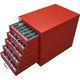 Lagerschrank / bodenstehend / für HPLC-Säule / kompakt