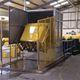 Wasser-Waschanlage / automatisch / für die Recyclingindustrie / für städtische Mülltonnen
