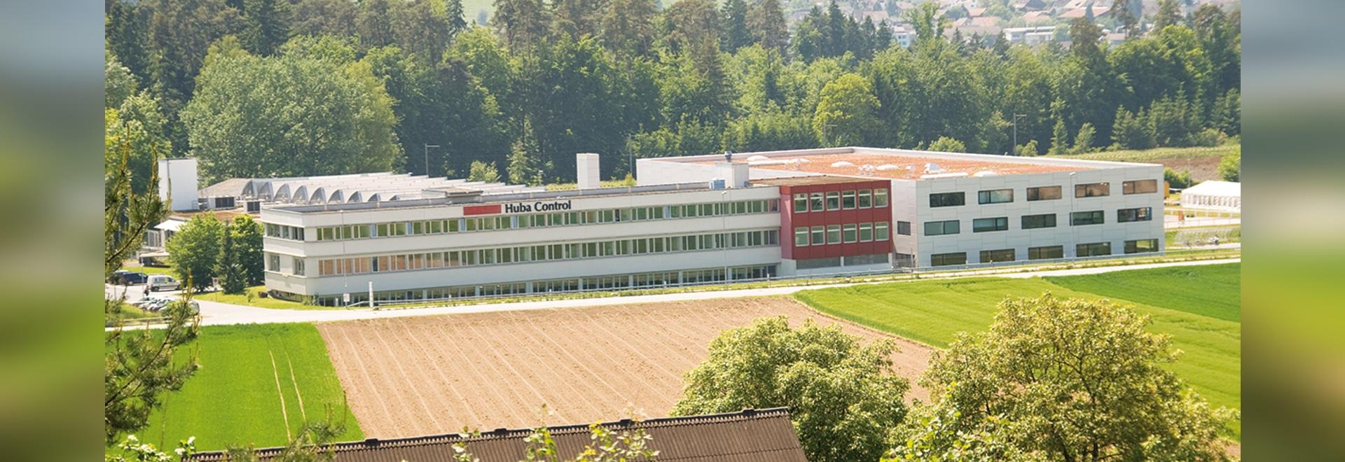 75 Jahre Huba Control AG