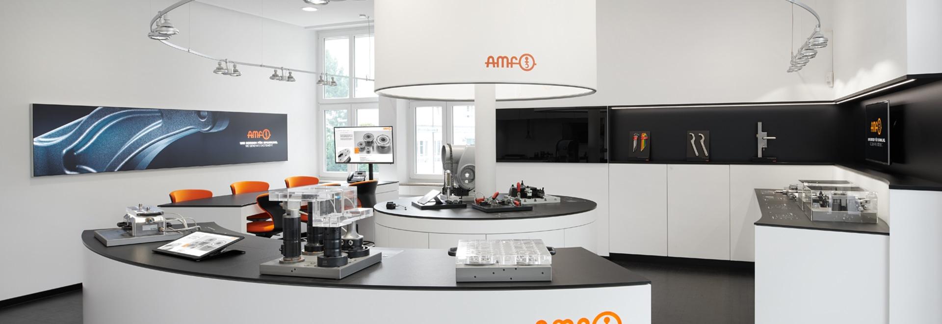 AMF ist GERMAN DESIGN AWARD WINNER 2019.