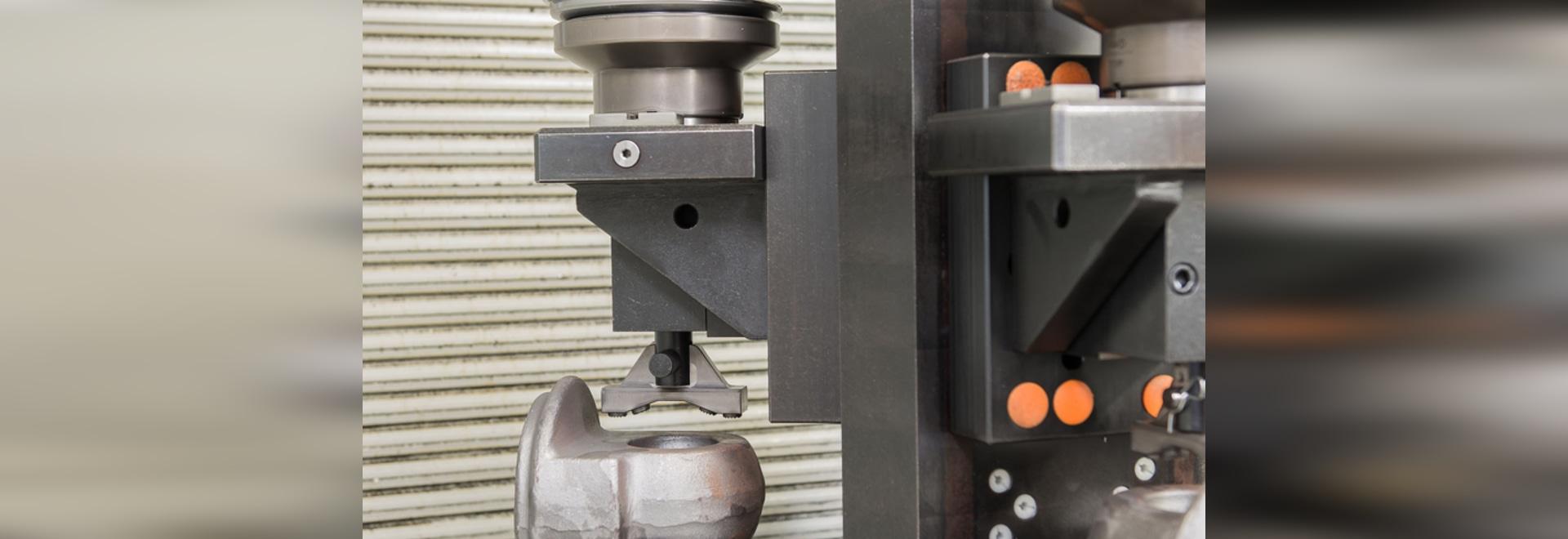 AMF Komplettlösung mit Spanntürmen beschleunigt Automatisierung