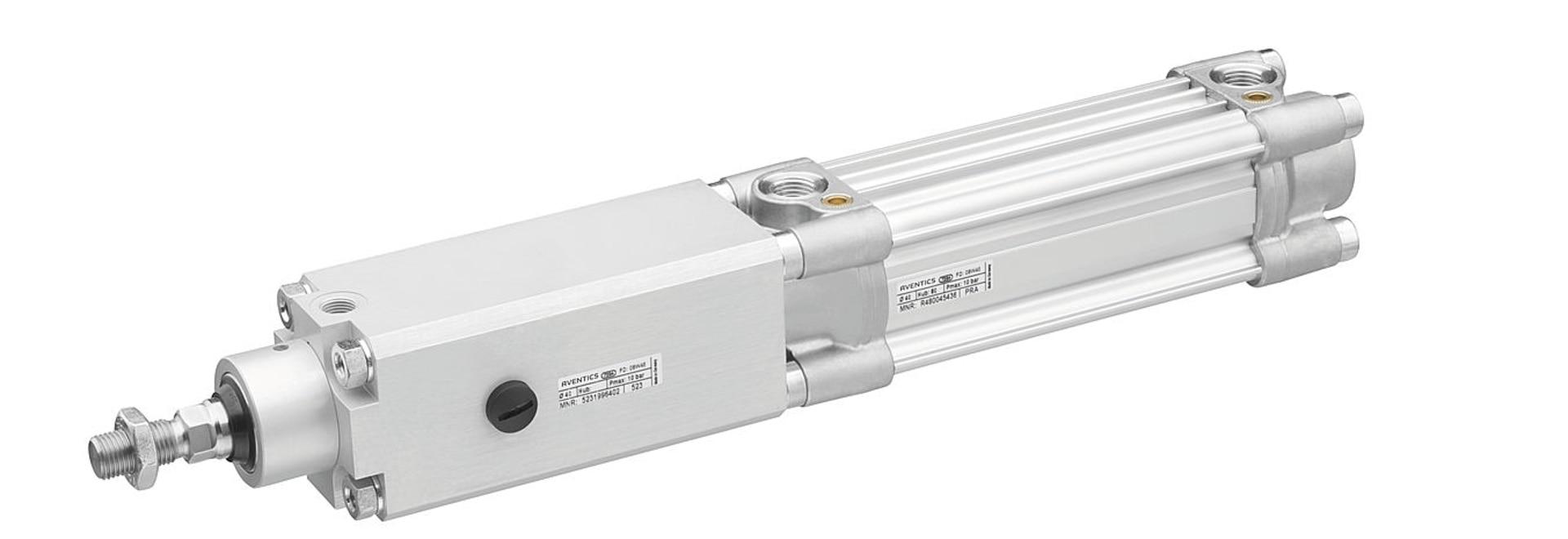 Aventics zeigt zertifizierte Feststelleinheit LU6 auf der Motek 2015
