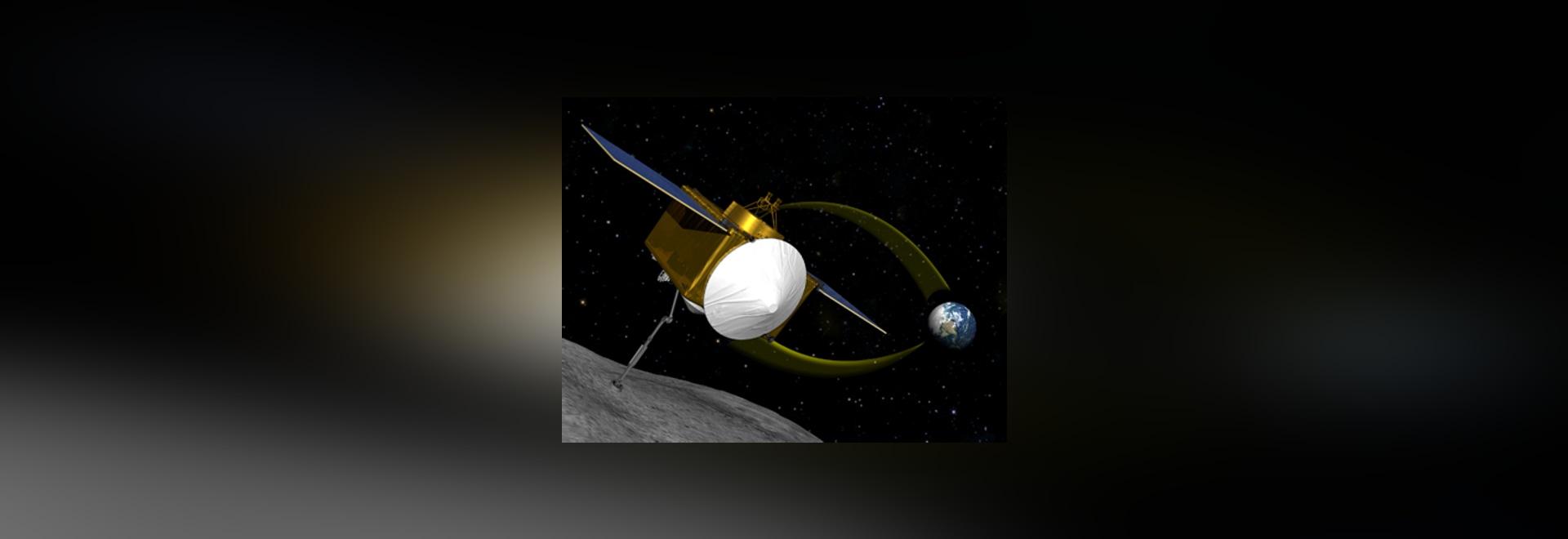 BEI Kimco Magnetics entwarf einen kundengebundenen beweglichen Magnet-Sprachspulen-Auslöser für das OSIRIS-Rex Raumfahrzeug