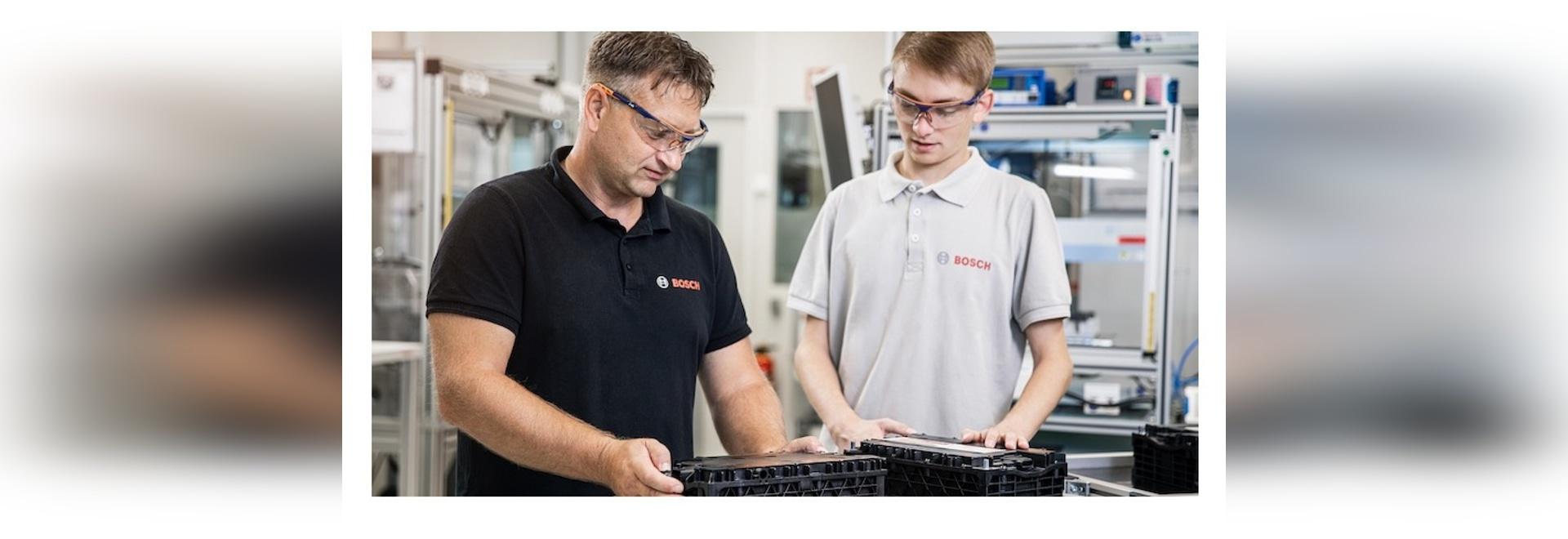 Bosch und CATL kooperieren bei der Herstellung von 48-Volt-Batteriezellen