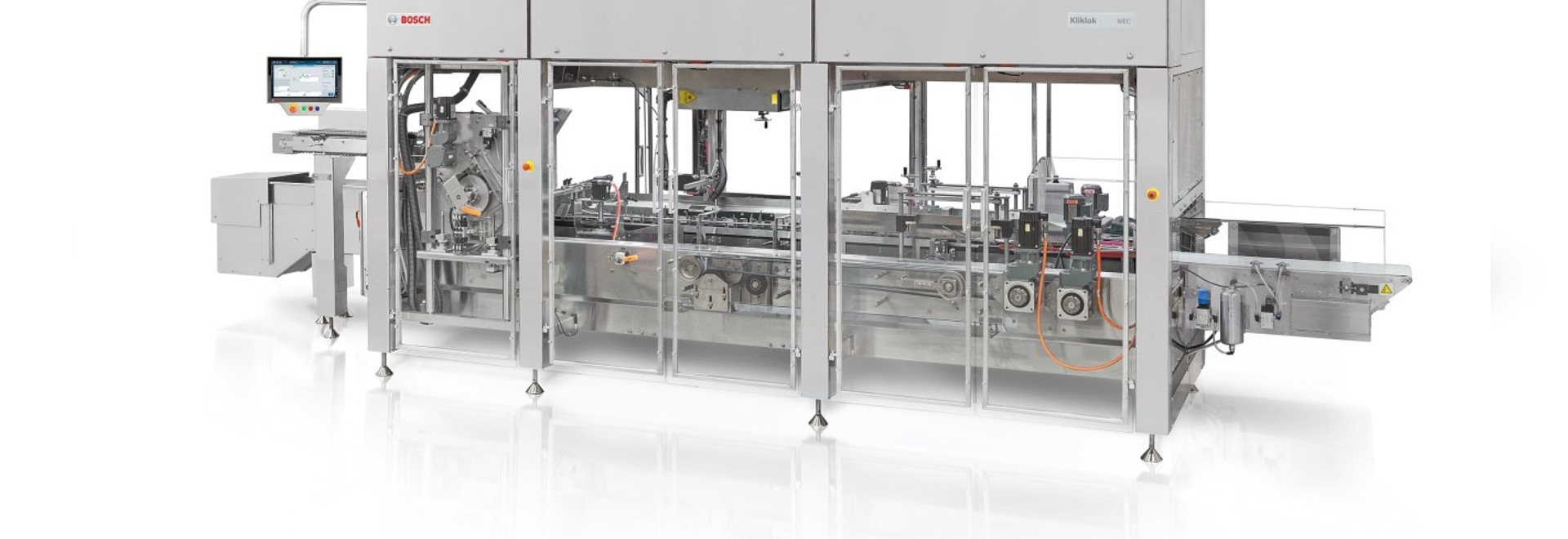Bosch Packaging: Bag-in-Box-Handhabungssystem