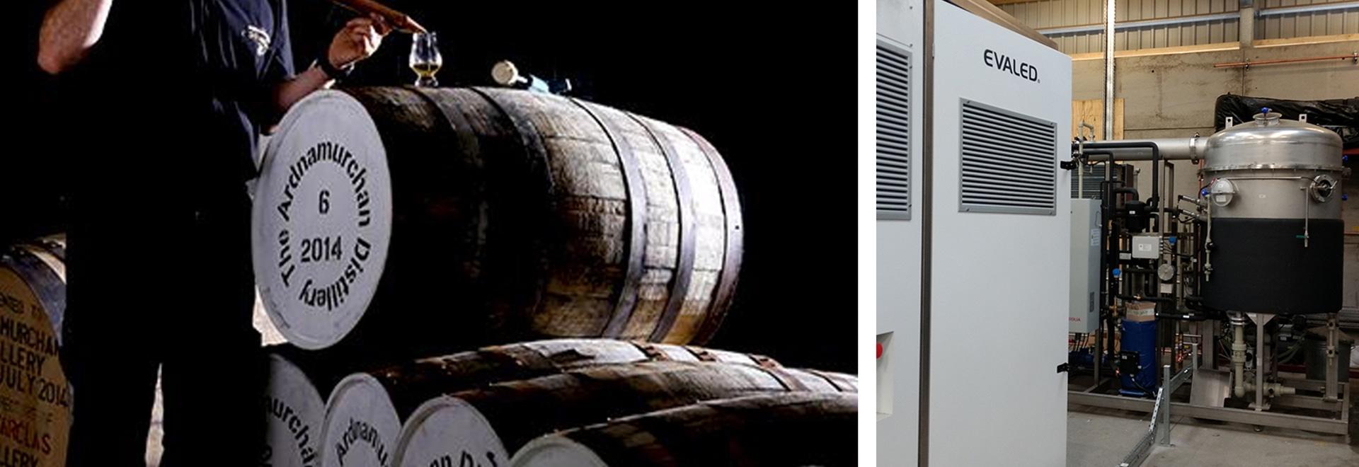 Brennereiabfälle: von Pot Ale zu Pot Ale Sirup