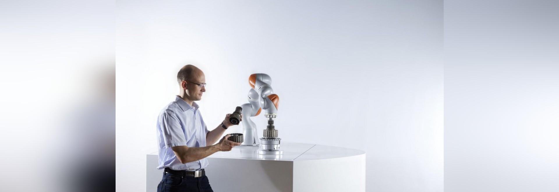 COBOTS: DIE ZUKUNFT DER HUMAN-ROBOT ZUSAMMENARBEIT