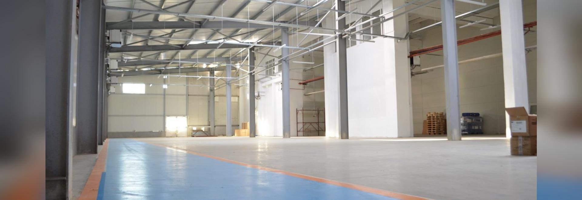 Erhöhung der Kapazität einer fabrizierten Teil-Stahlfabrik