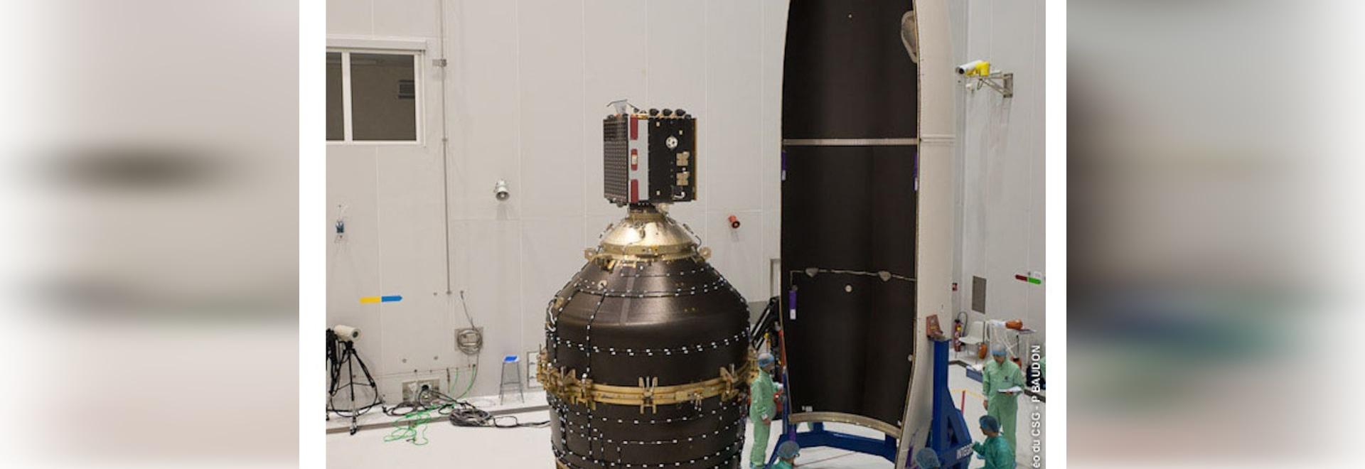 Europäische Weltraumorganisation startet Roboter zur Reinigung des Weltraums