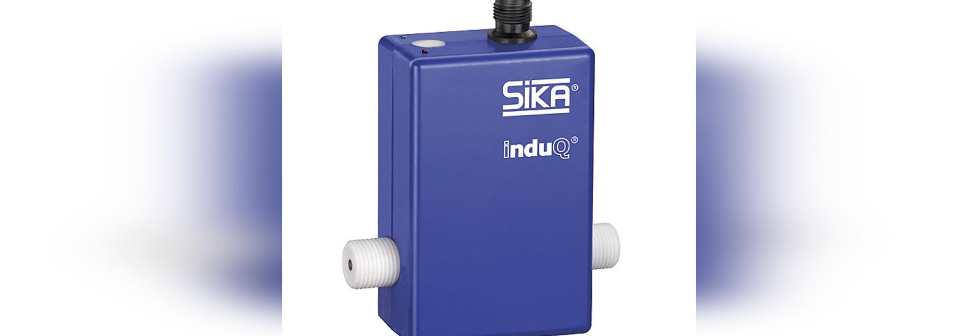Geringe Nennweite für höchste Präzision - SIKA induQ® VMZ 030