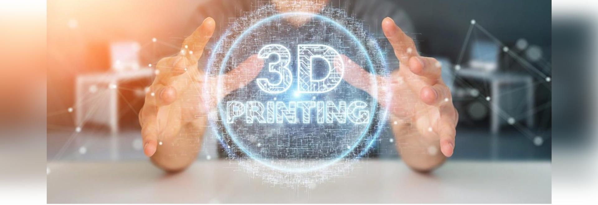 Der Gesamtwert von 3D-gedruckten Teilen stieg laut neuem Bericht 2019 um 300%