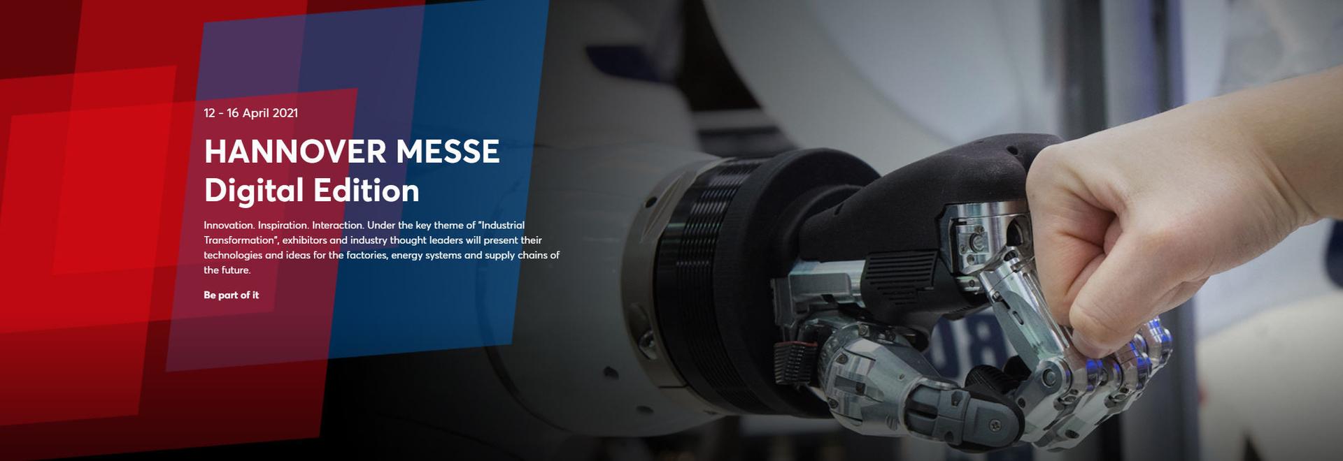 HANNOVER MESSE Digital Edition - Konferenzprogramm ist online
