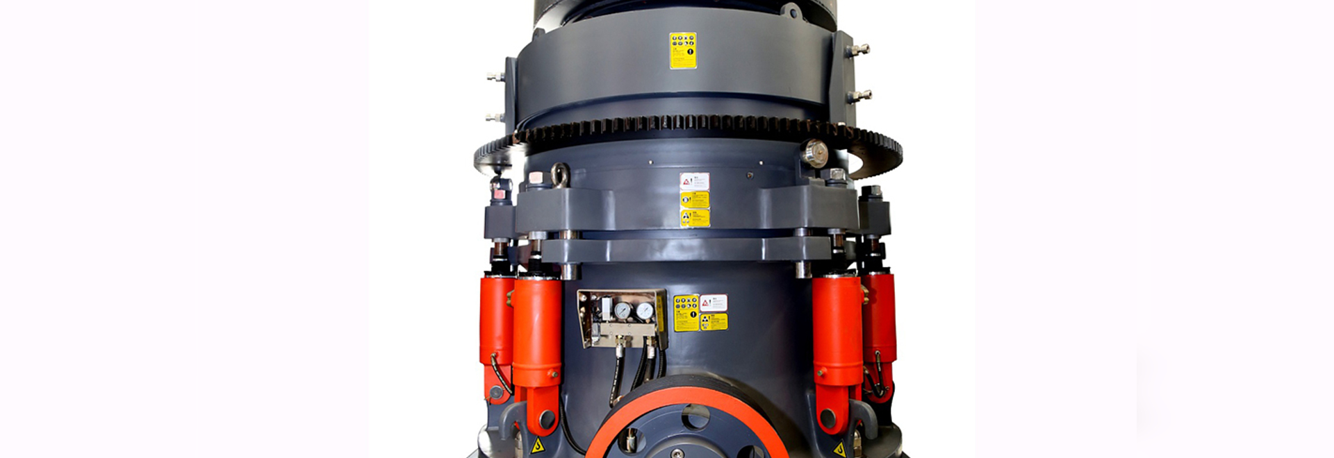 HPT Mehrzylindriger hydraulischer Kegelbrecher mit mehreren Zylindern