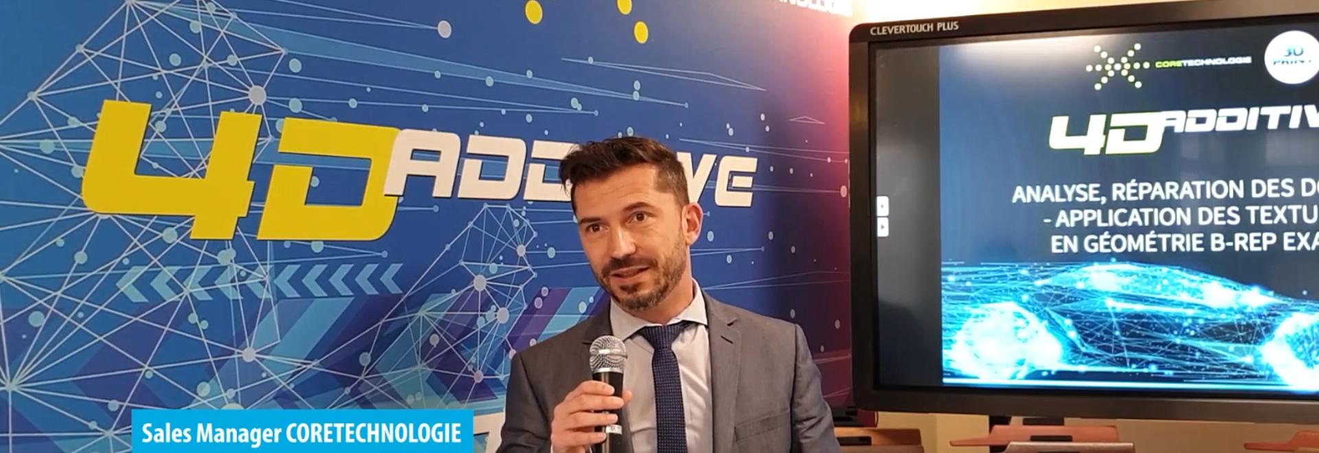 Interview mit Jérôme Renard und Georges Teiti, Vertriebsentwickler für CoreTechnologie