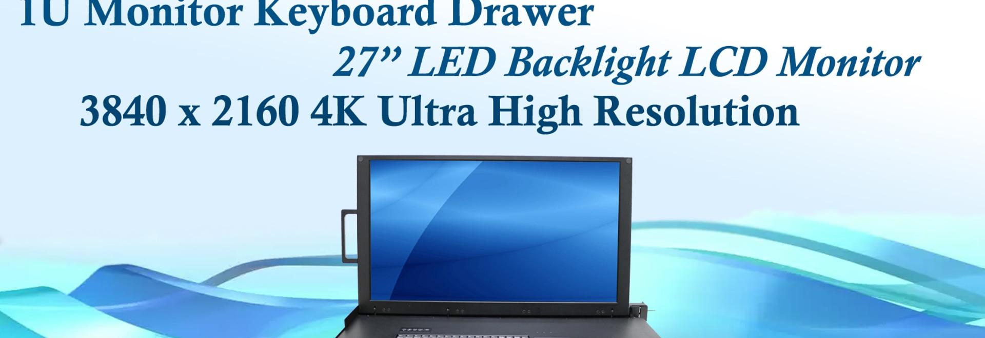 Das KD80274 ist 27' 'ultra hohe Auflösung LCD