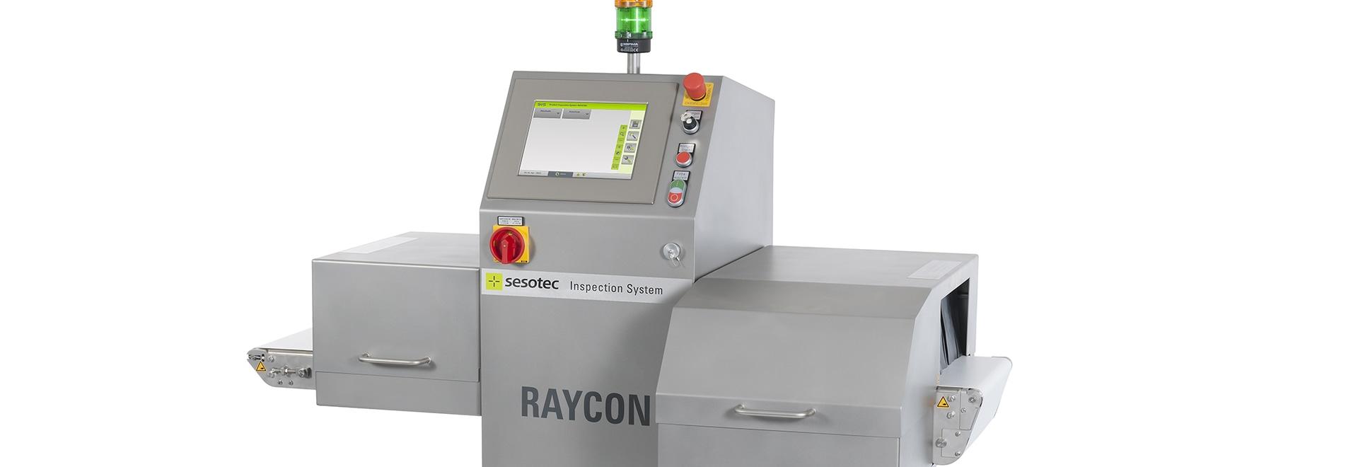 Khao Shong Kaffeemischungen werden mit einem Röntgen-Inspektionssystem RAYCON von Sesotec untersucht.