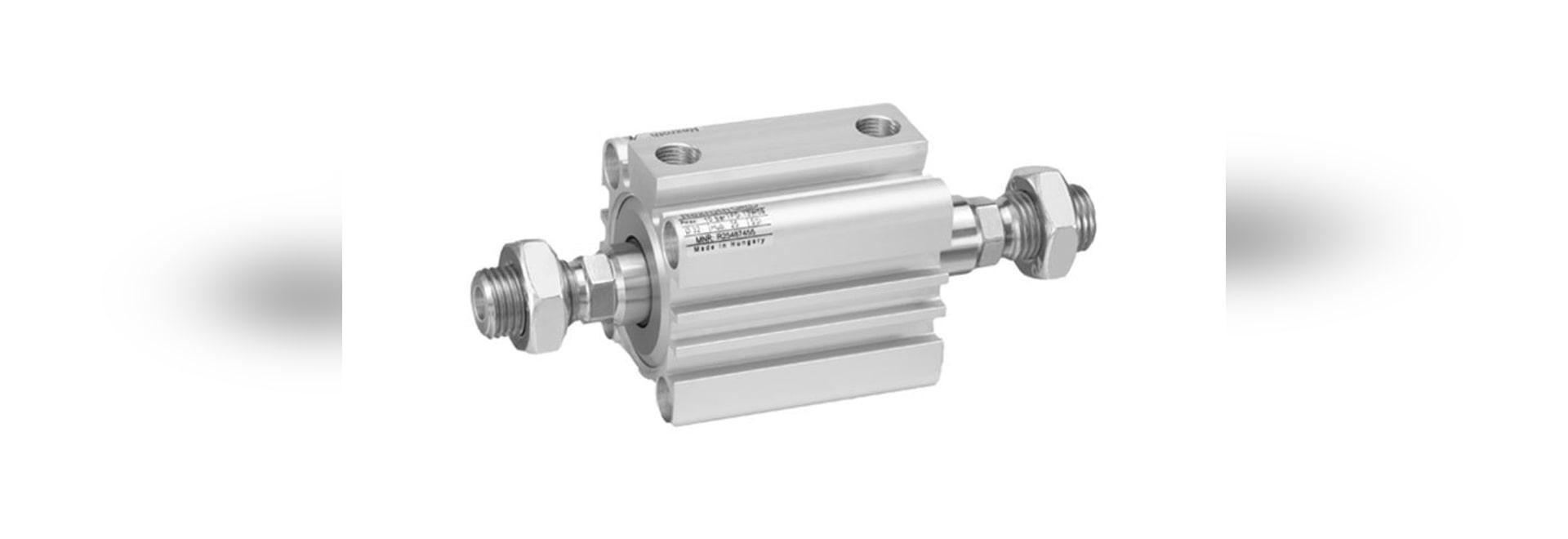 Kurzhub- und Kompaktzylinder - SSI-Serie
