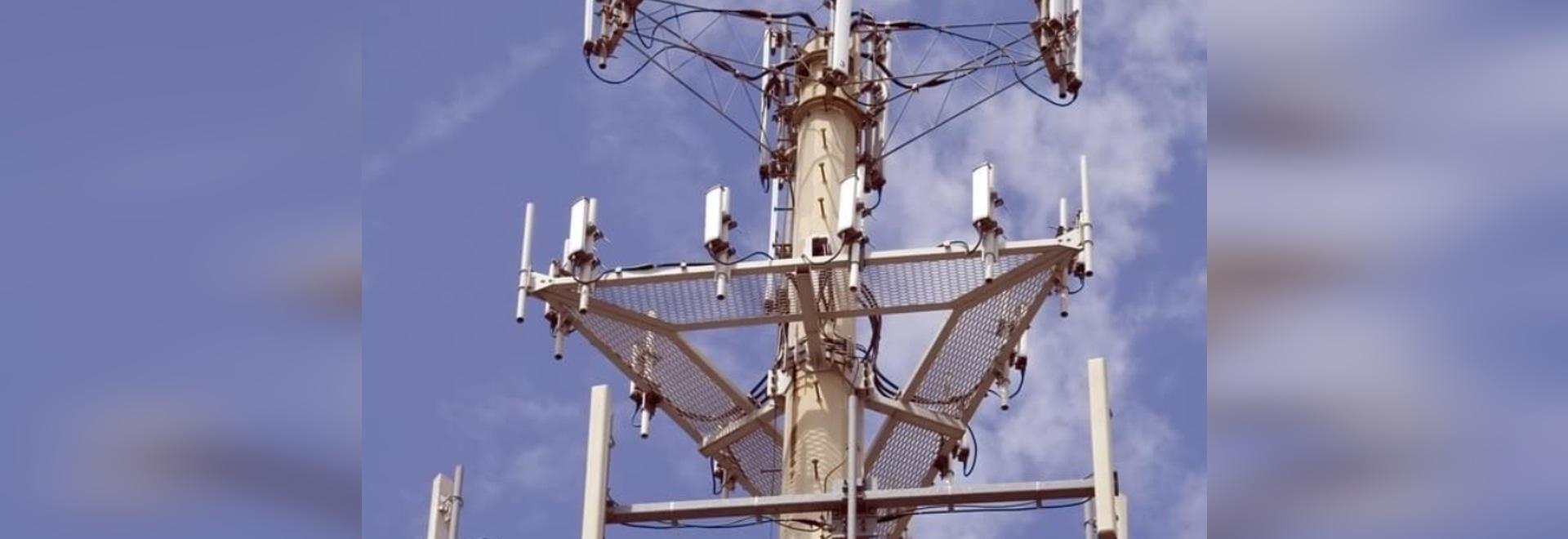 Liefert Unterstützung an die Telekommunikations-Industrie mit Einschließungen