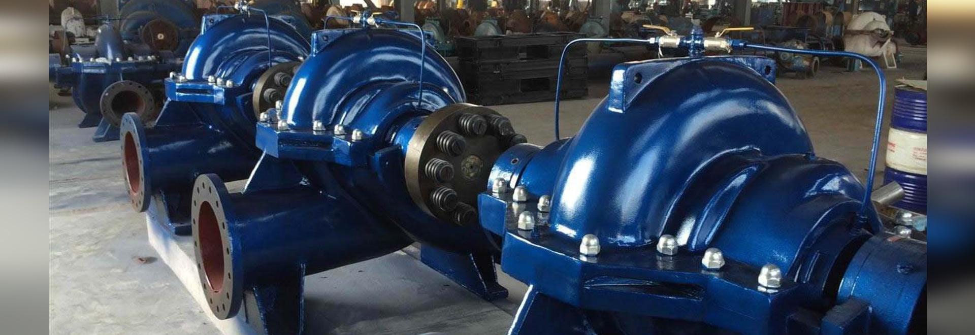 lösung zur Fernsteuerung einer Pumpstation