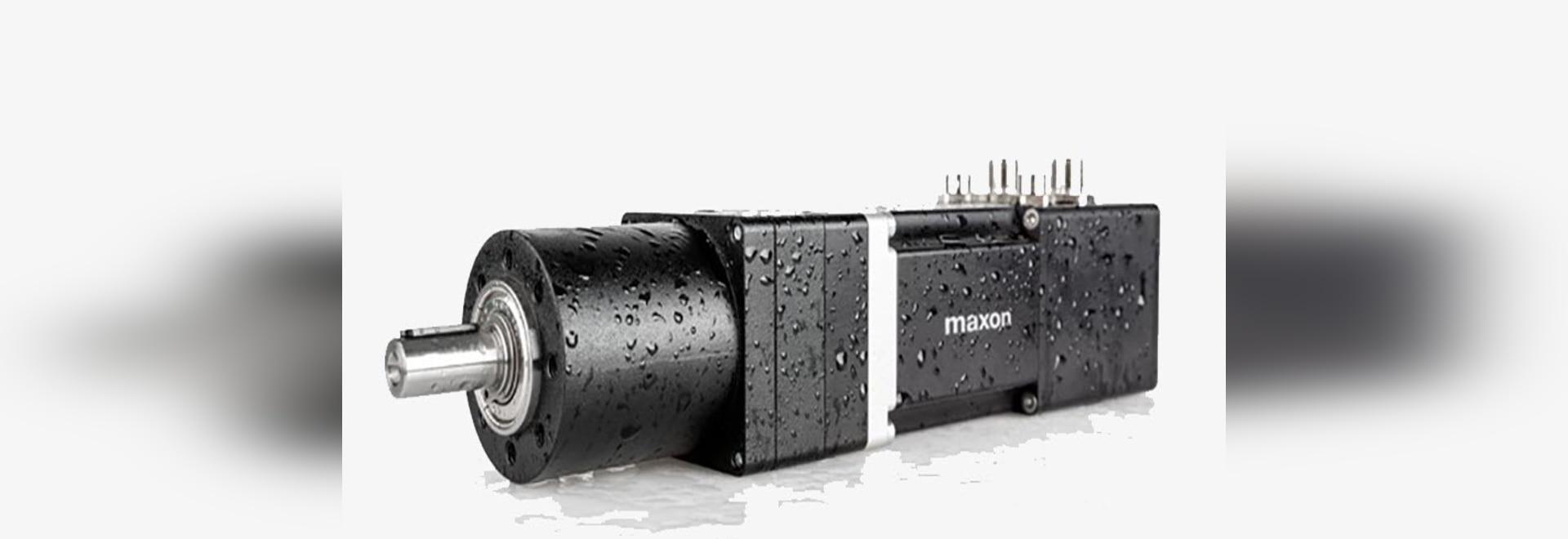 Maxon bietet IDX Compact Drive an