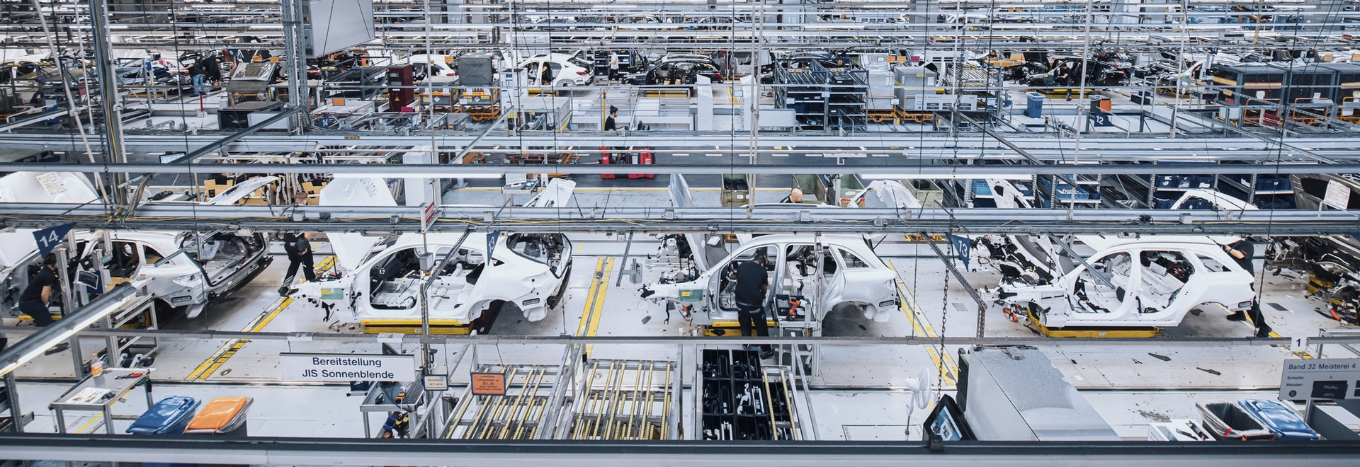 Mercedes startet GLC-Produktion in Bremen