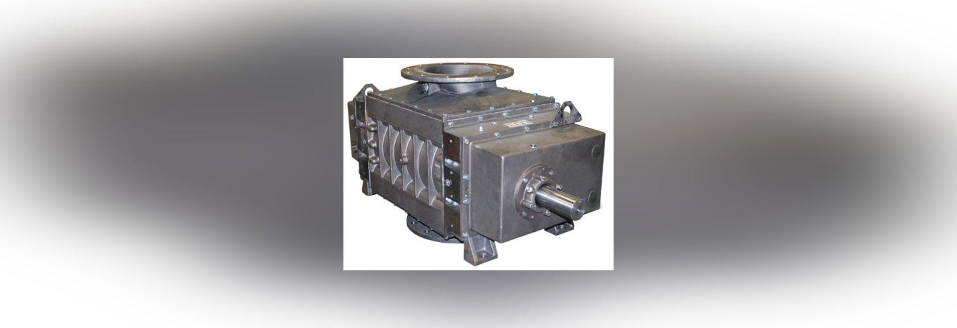 NEU: Gasgebläse by Tuthill Vacuum & Blower Systems