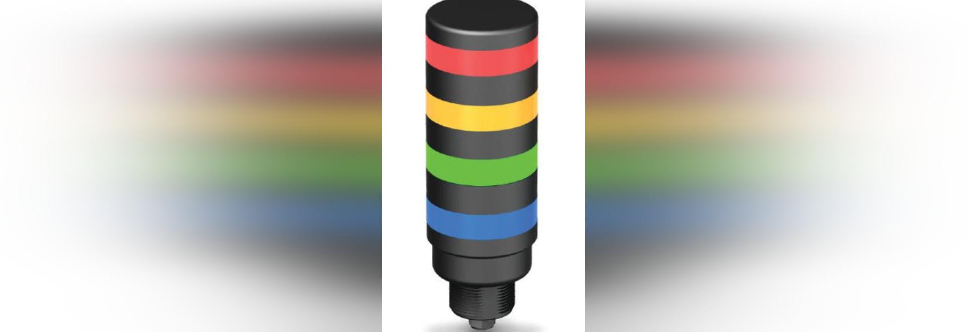 NEU: LED-Stapellicht durch BANNER ENGINEERING CORP.