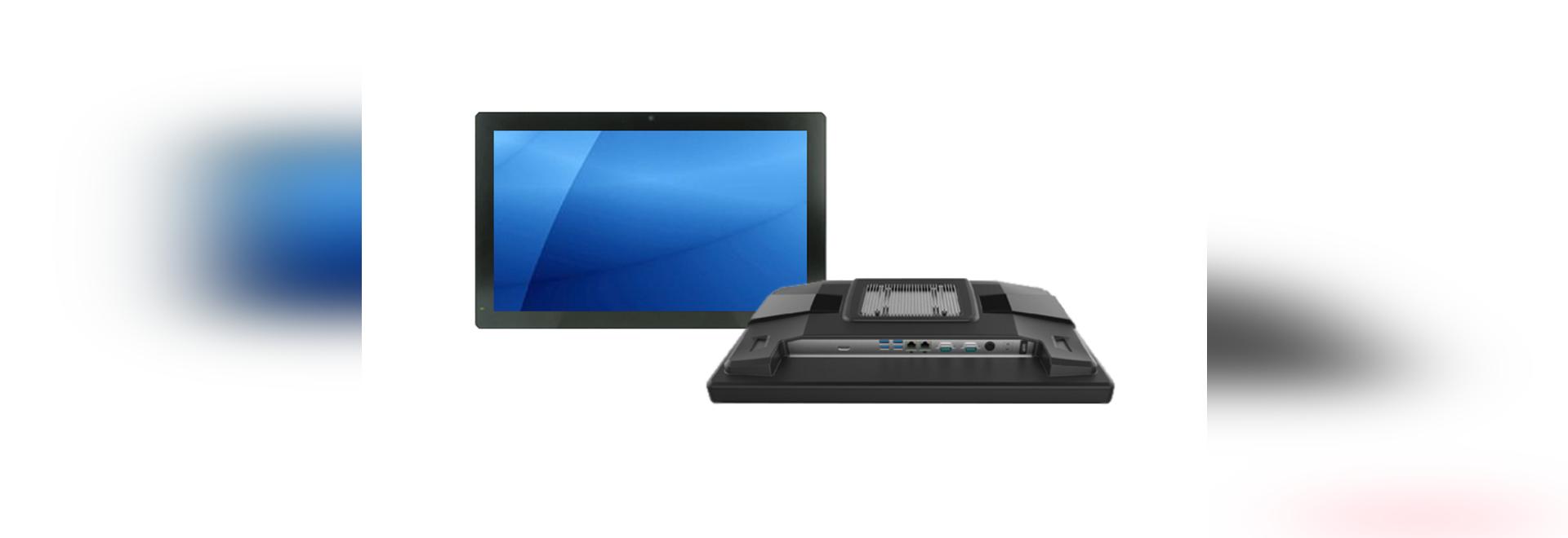 Neue lüfterlose Breittemperatur-Panel-PC-Serie mit Touchscreen-Technologie - FPC80XXX