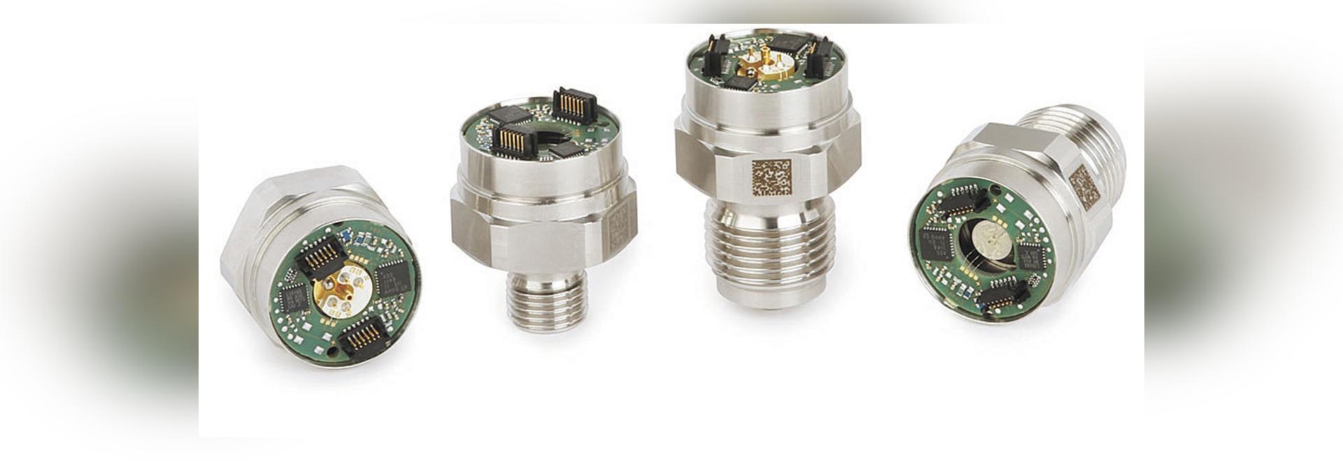 Neuer Druckaufnehmer TI-1 mit Signalverarbeitung für OEM-Kunden