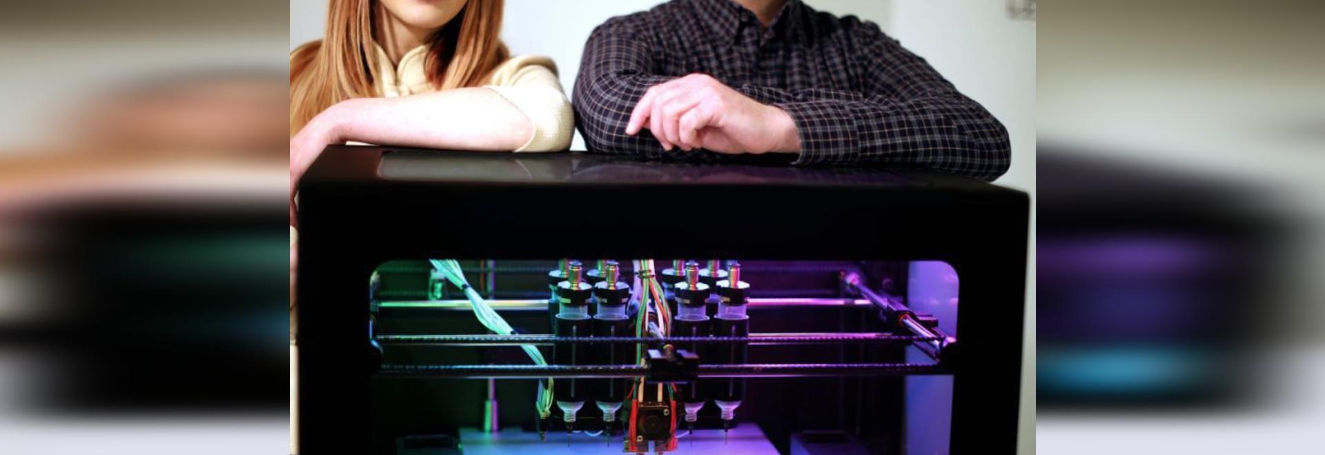 Procter- & Gamblepartner mit Äther auf Drucken 3D und künstlicher Intelligenz