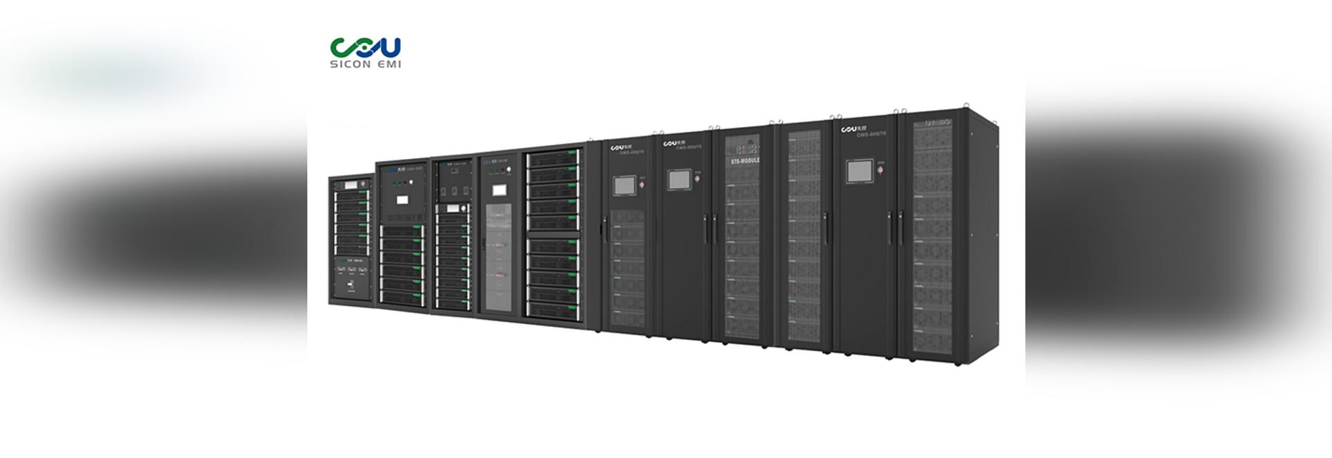 Produktankündigung_Teil 3 900kW Modular UPS-Sicon CEO-Interview