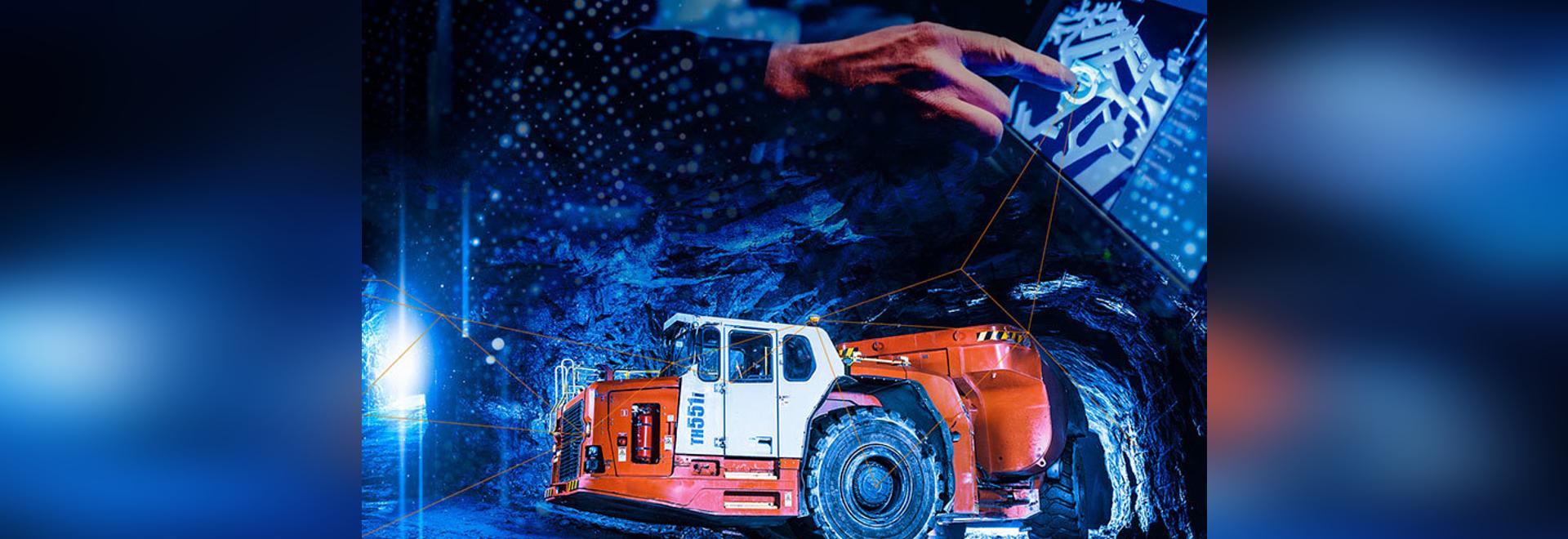 Sandvik Mining and Rock Technology ist Gastgeber der virtuellen Veranstaltung Innovation im Bergbau, 29.-30. September 2020