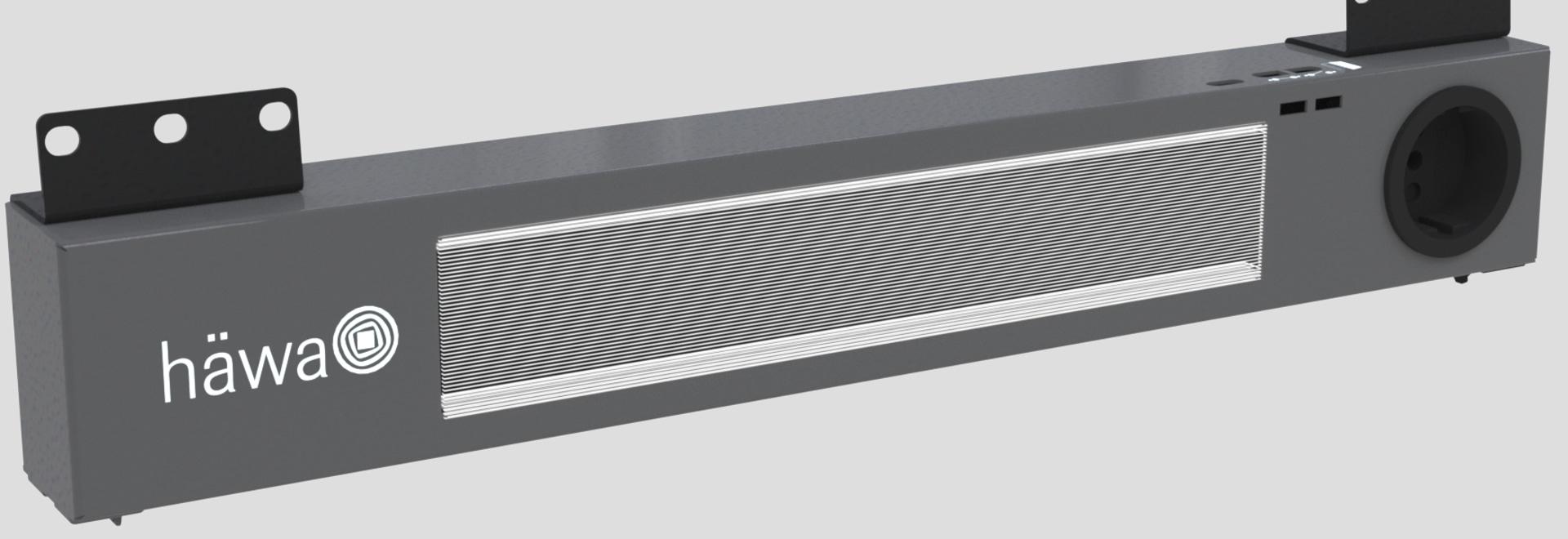 Sensor Operated LED-Schaltschrankleuchte |häwa