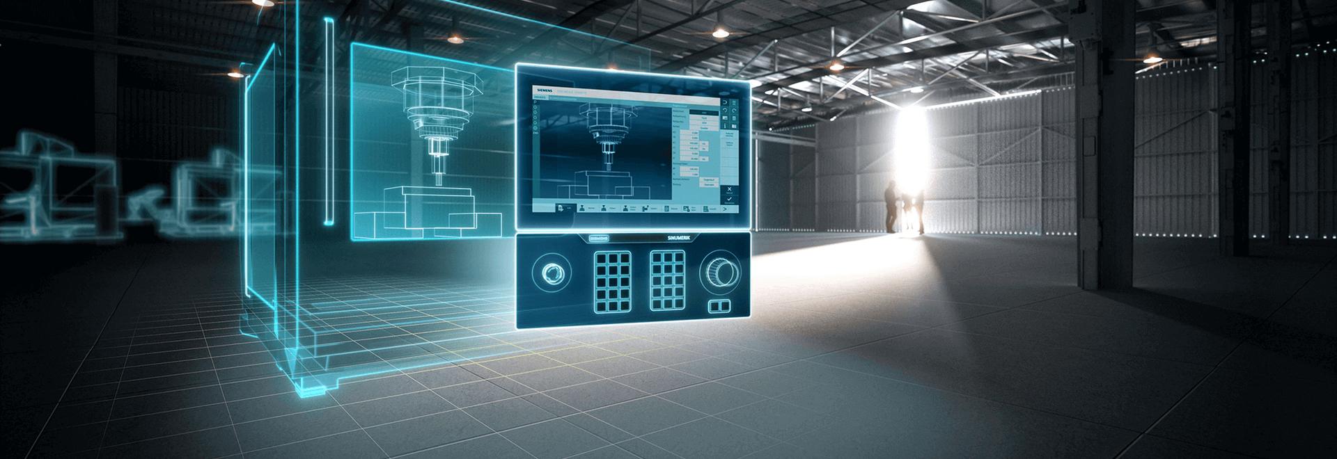 Siemens führt Sinumerik One CNC-Lösung ein