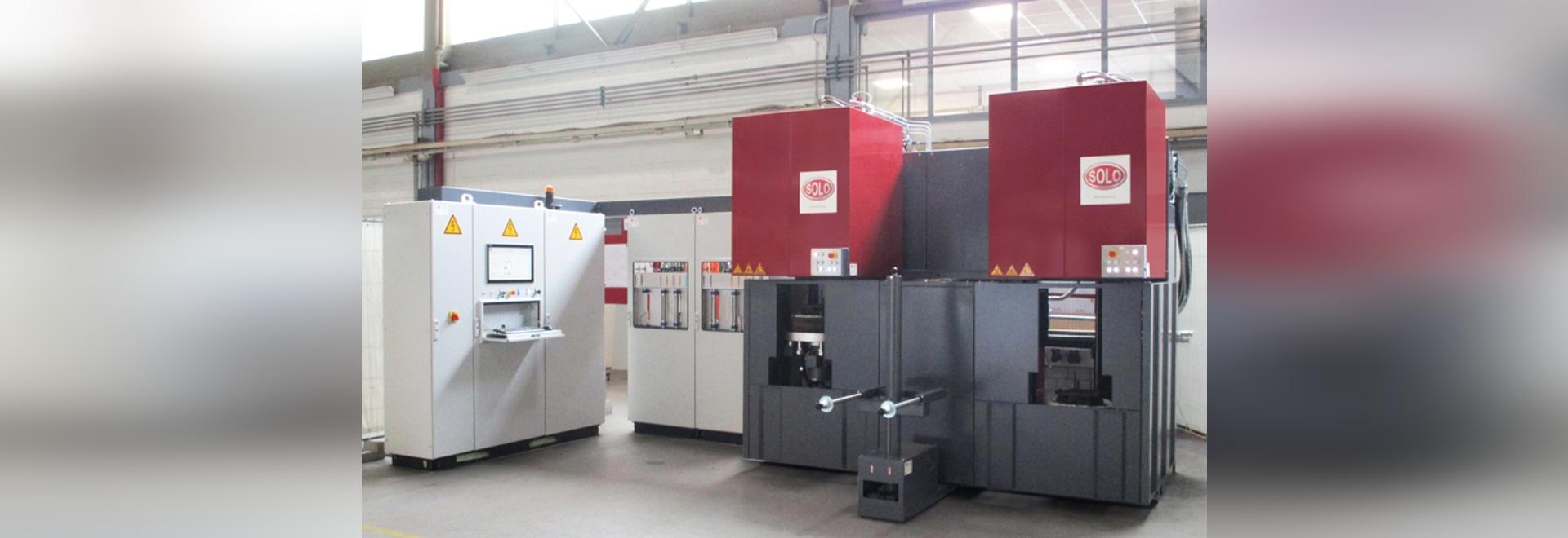 SOLO® Schutzgasatmosphärenöfen zur Wärmebehandlung von Nadeln in der Türkei