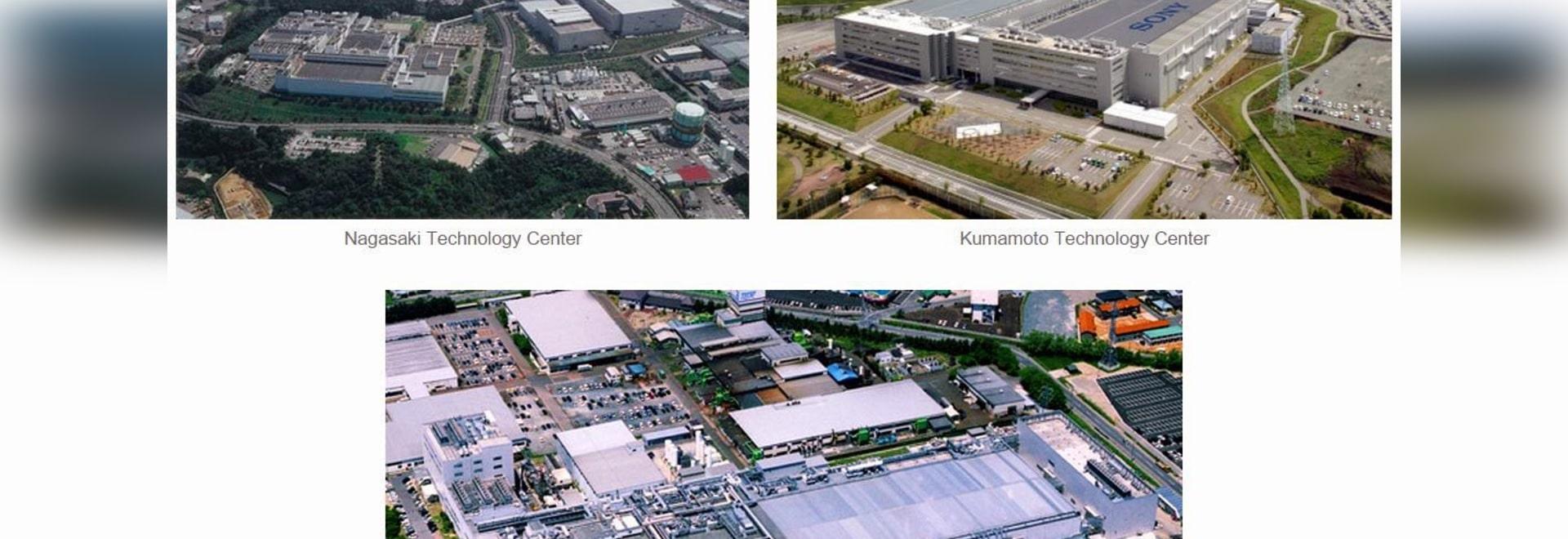 Sony-Zunahme-Produktionskapazität für Staplungs-CMOS-Sensoren
