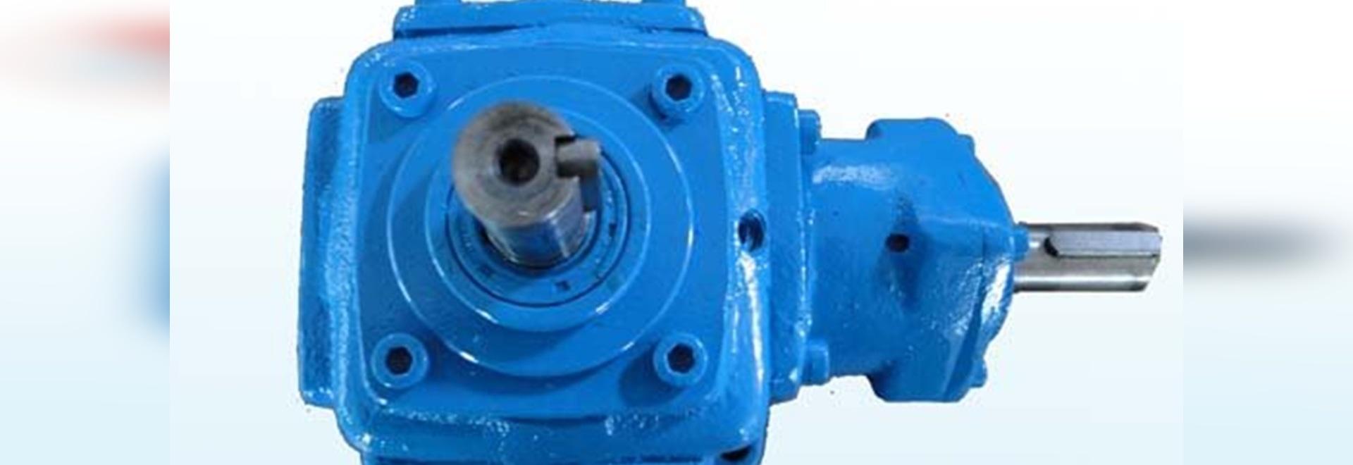 Spezifikation für Kegelradgetriebe-Installation und Fehlerbehebung
