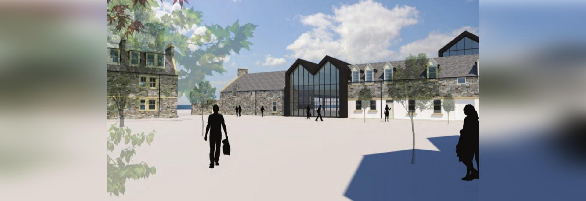 St. Andrews schlägt einen neuen Plan für die Studentengrabung vor