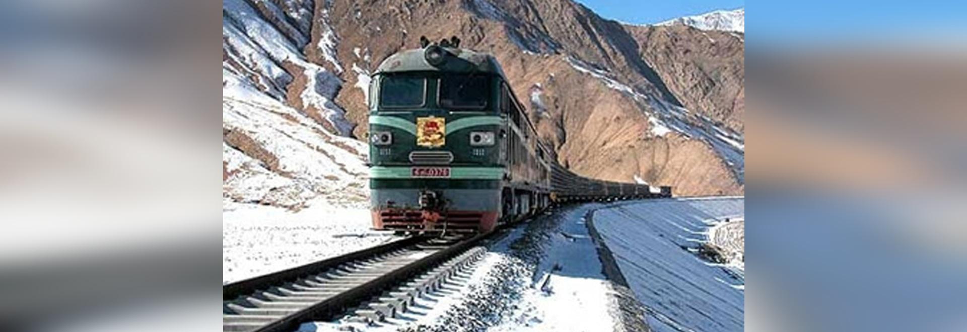 Tibet-Eisenbahn mit Goorui-Gebläse