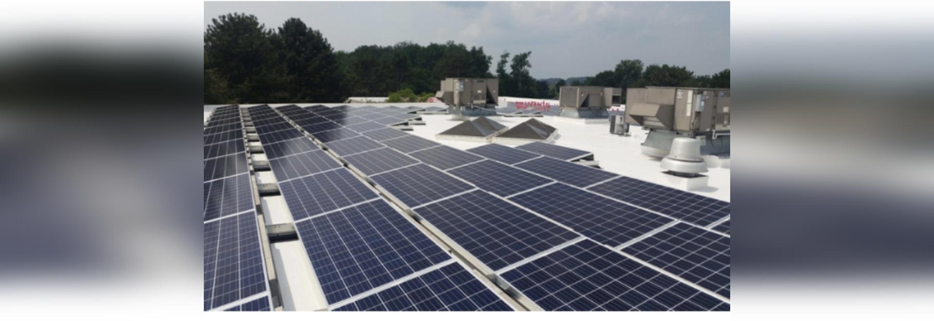 Ventil-Hersteller Commits zur stützbaren Energie mit Solarinitiative
